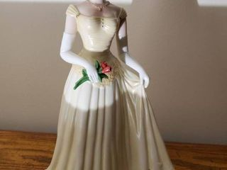 Home Interiors   Belle of the Ball   Figurine
