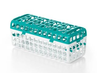 OXO Tot Dishwasher Basket for Bottle Parts   Accessories  Teal