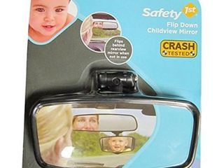 Safety 1st Baby On Board Flip Down Childview Mirror