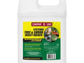 Compare N Save Systemic Tree and Shrub Insect Drench   75333  1 Gallon