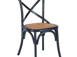 Poly and Bark Cafton Crossback Chair  Set of 2  Retail 249 49
