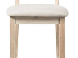 loren Gray Wash Bar Stool  Bar Height 29 32 in    Retail 105 49