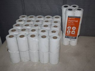 56 Rolls Adding Machine Tape Thermal Rolls