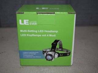 lE Ever lighting lED Headlamp