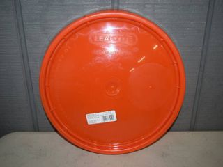 10 leaktite 5 Gallon Bucket lids with Gaskets