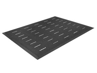Shop Guardian Free Flow Comfort Mat 3  x 4  Black