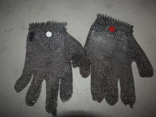 Pair Cut Gloves