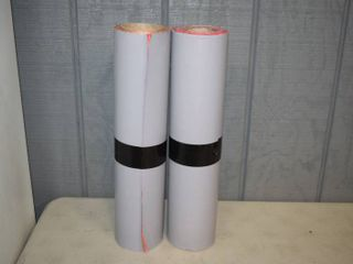2 Rolls Hohmann   Barnard Flexible Metal Flashing