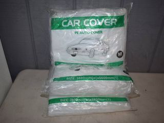 3 Car Covers