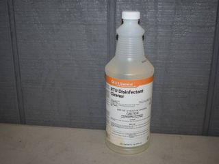 6 Quarts RTU Disinfectant Cleaner