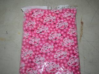 12 Pounds Sixlets Shimmer Color It Candy   6 2 pound bags