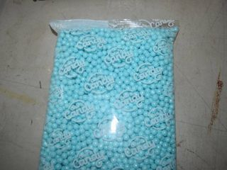 12 Pounds Pearls Shimmer Color It Candy   6 2 pound bags