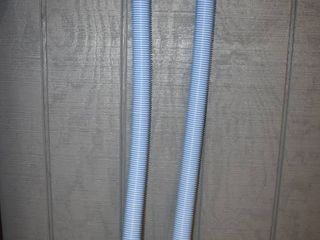 36 Feet Interlocking Hose Pool Hose   3 foot Sections   2  diameter