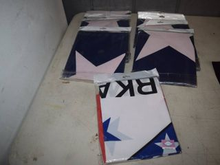 Polyester 3  x 5  State Flags   8 Texas and 1 Arkansas