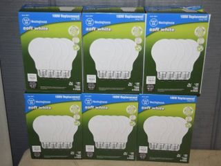 24 Westinghouse light Bulbs 100 W