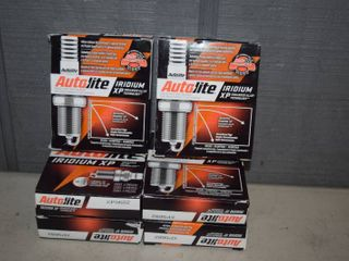 24 Autolite Iridium XP Spark Plugs