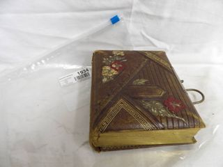 1800 S PHOTO AlBUM W PICS
