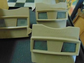 3 old view master