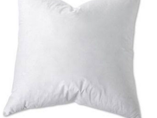 White Comfy Down Pillow   2
