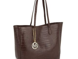 MKF Collection by Mia K  Farrow Sadie Back to Work Tote