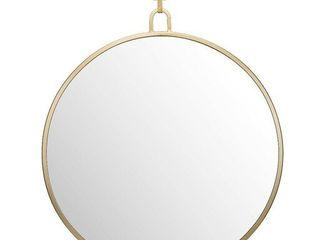 Round Gold Stopwatch Mirror  Retail 319 00