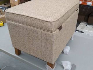 Carson Carrington Hassel Storage Ottoman  Retail 78 98