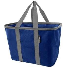 Clever Made 21 Quart Shopping Tote Storage Bag