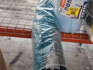 10 ft  Aluminum Auto Tilt Market Outdoor Patio Umbrella in Emerald Coast