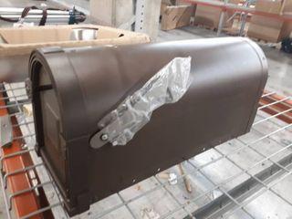 large Brown Mailbox