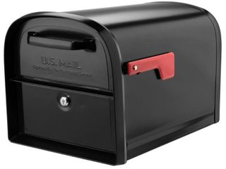 Architectural Mailboxes 6300 Oasis 36 0  Post Mount locking Mailbox