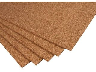 QEP 2 ft  x 3 ft  x 1 4 in  Cork Underlayment Sheet  30 sq  ft    5 Pack