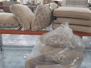 Hampton bay Patio Cushions  large Quantity