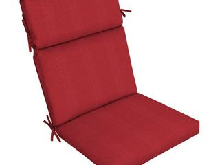 Arden Selections Caliente Canvas 44 x 21 in  Outdoor Cartridge Chair Cushion