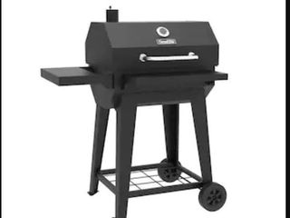 FlamePro 25 in Black Charcoal Grill