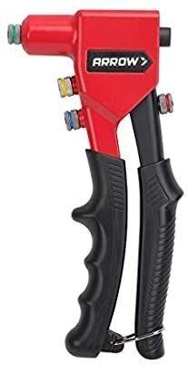 Arrow Rt189k Rivet Tool Kit One Hand Operation Ratchet Riveter