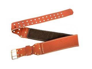 McGuire Nicholas Master s 53 in  Brown Premium leather Tool Belt