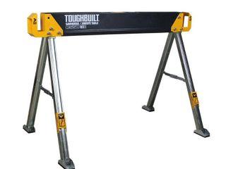 TOUGHBUIlT C550 Sawhorse   Jobsite Table