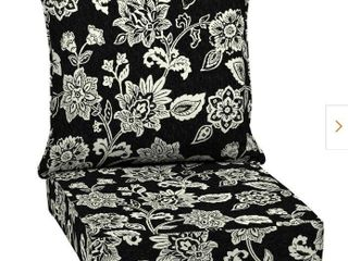 24 x 24 Ashland Jacobean 2 Piece Deep Seating Outdoor lounge Chair Cushion