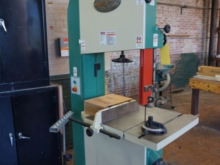 Woodworking, Machine Shop and Support Equipment