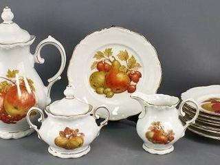 German  Fruit  Porcelain