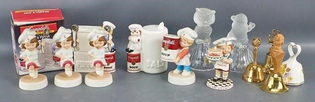 Bells   Campell Soup items