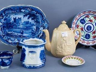 Antique English ceramics