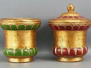 2 Italian Ceramic Bowls