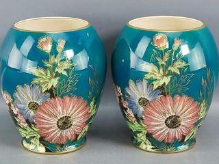 Pair of Royal Winton Vases