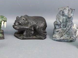 Wildlife Figurines