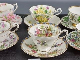 6 Cups   Saucers