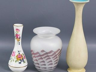 Vase etc