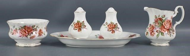 Royal Albert  Cenntennial Rose