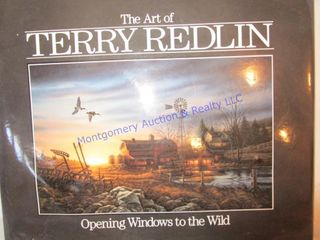 TERRY REDlIN ITEMS