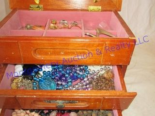 JEWElRY BOX   CONTENTS